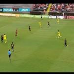 Honvéd-Anzsi 0-4. A harmadik gól területvédekezési tanulságai