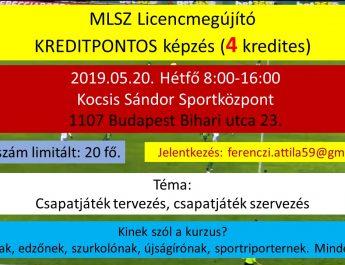 Kredites képzés Budapesten