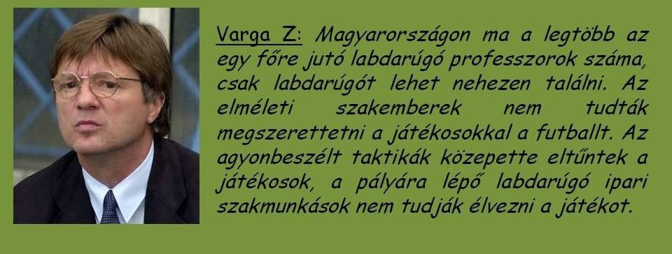 Varga Zoli tanításai 6.